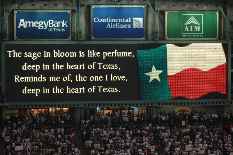 Minutemaid stadium Houston