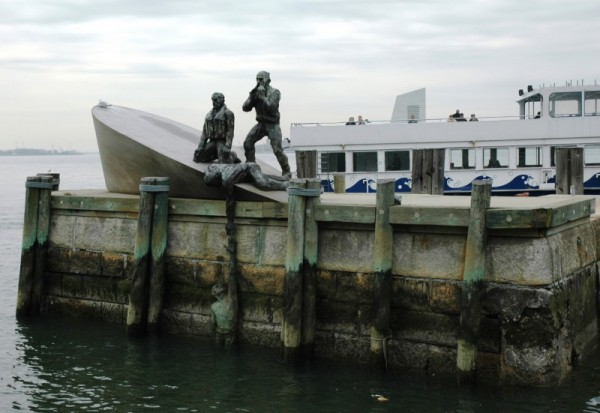 Merchant Marines Memorial