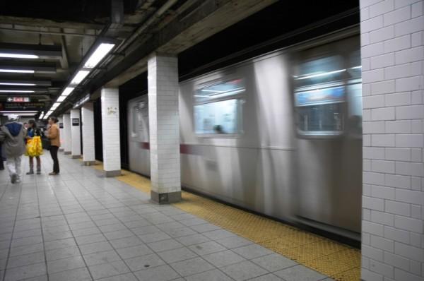 Subway action
