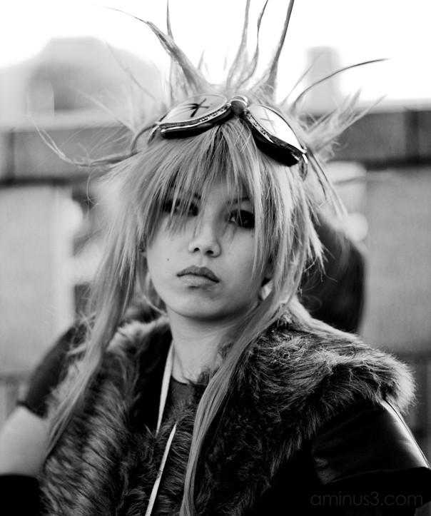 girl punk japan