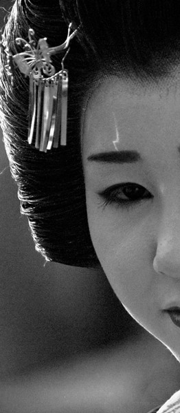 japanese woman traditional