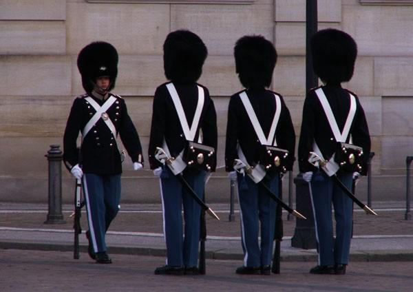 copenhagen military