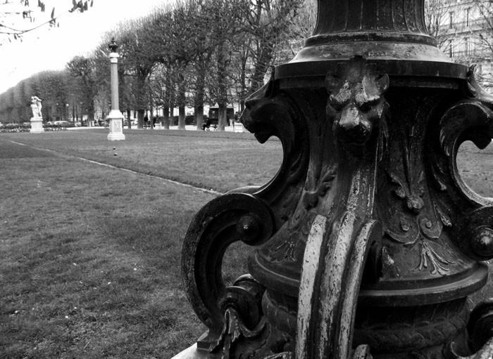 paris luxembourg jardin garden
