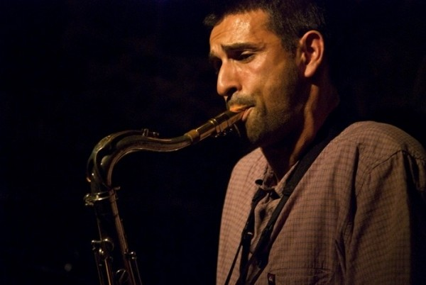 caveau des oubliettes saxophone music