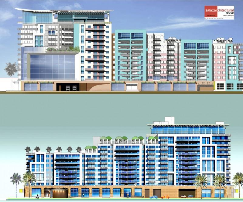 Condominium 325 units Hollywood FL
