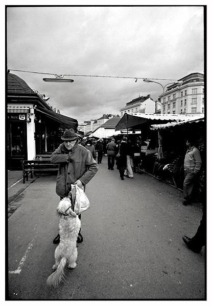 Vienna, Naschmarkt