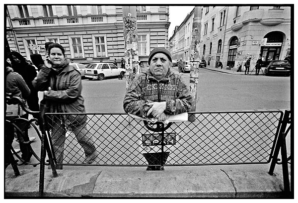 Kinizsi street, Budapest