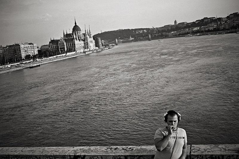 Margit bridge, Budapest
