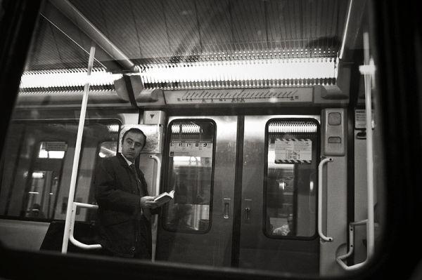 Metro, Barcelona 2008.