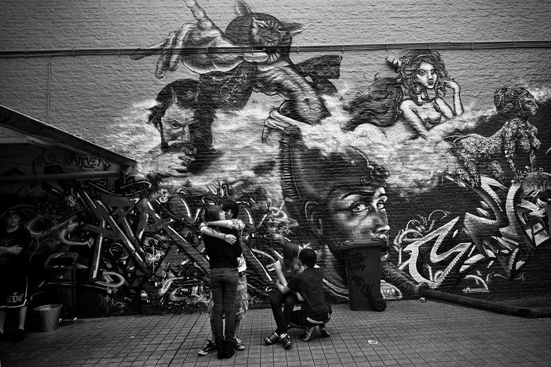 Antwerpen, Belgium, 2009.