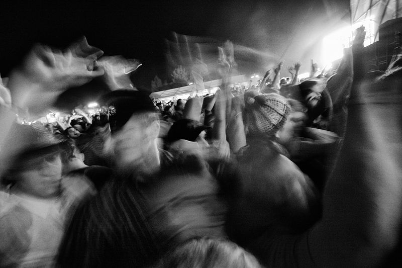 Volt Festival, Sopron, 2008.