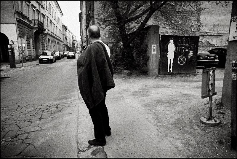 Dob street, Budapest, 2009.