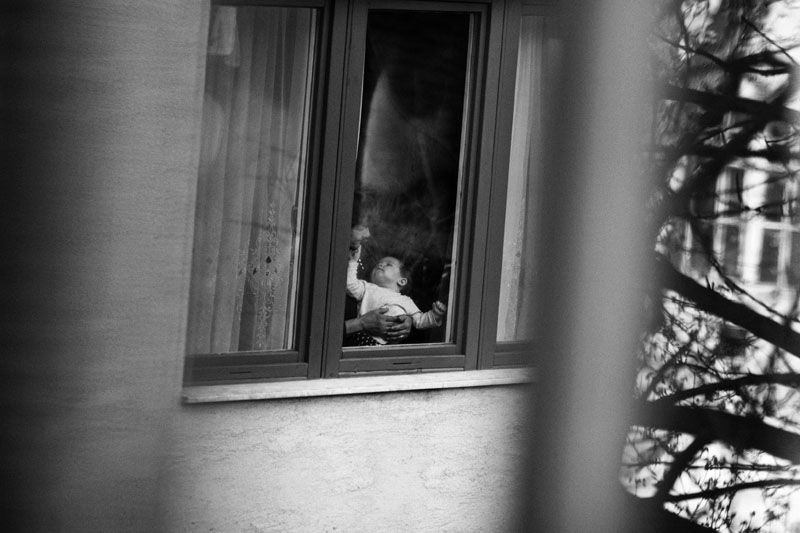 Daru street, Budapest, 2010.