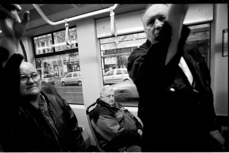 Tram 4-6, Budapest, 2008.