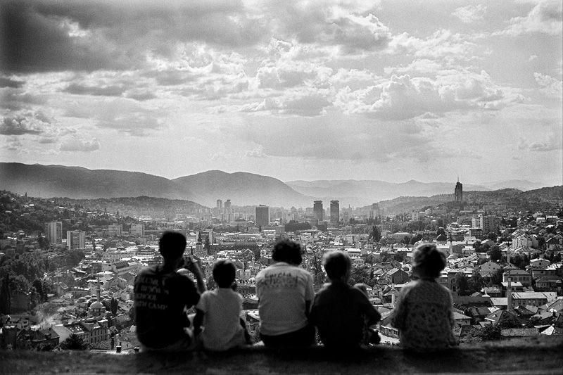 Sarajevo, Bosnia - Hercegovina, 2010.