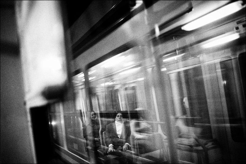Tram 17, Budapest, 2011.