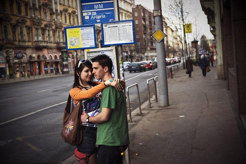 Astoria, Budapest, 2011.