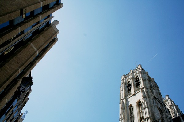 Bruxelles Architecture