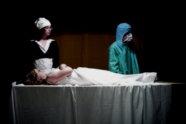 Theatre du passeur Moliere le medecin malgre lui
