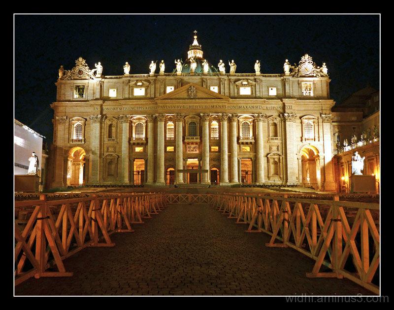 Basilica St. Peter