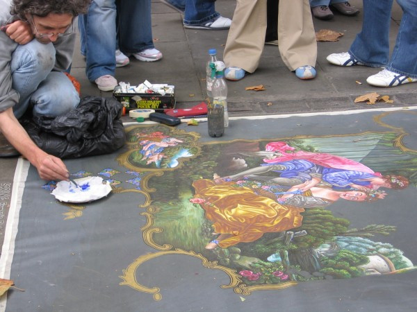 Street Artust