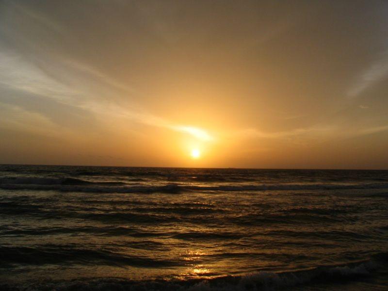 Sunset @ Mangalore Beach