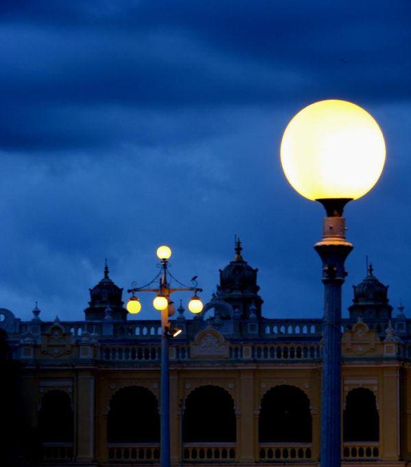 Mysore Lamps