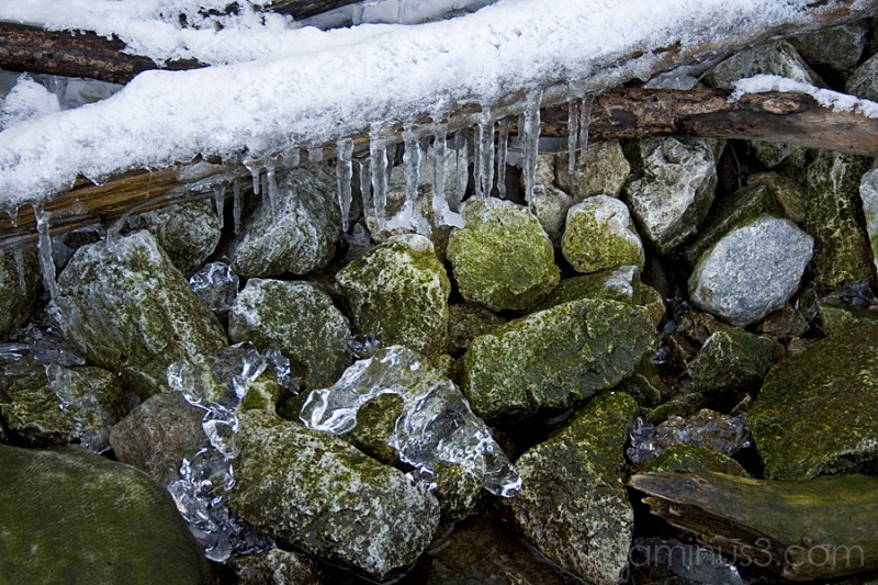 Of ice and rock