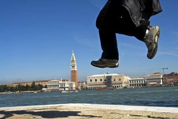 Venice jump!