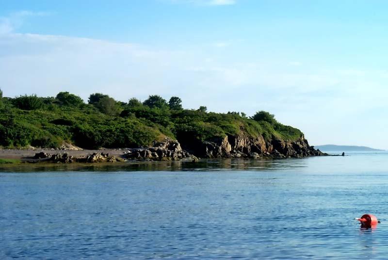 Island point