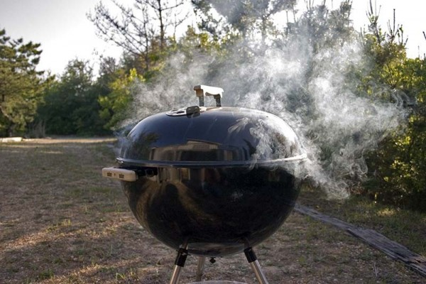Now we're cooking with smoke