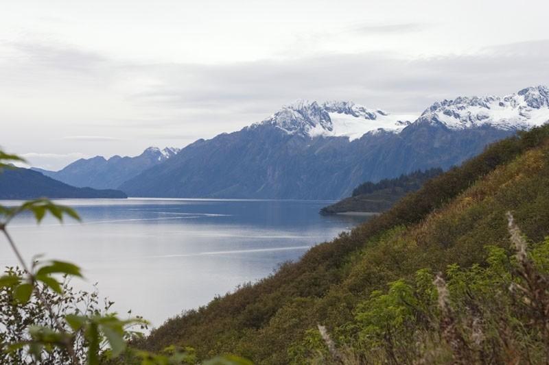 Shoup Bay, Alaska
