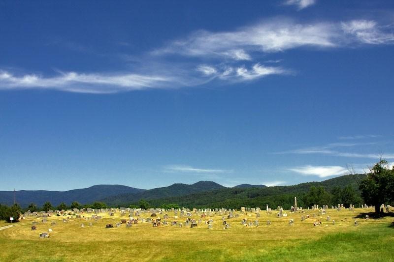 Mt. Moriah cemetery