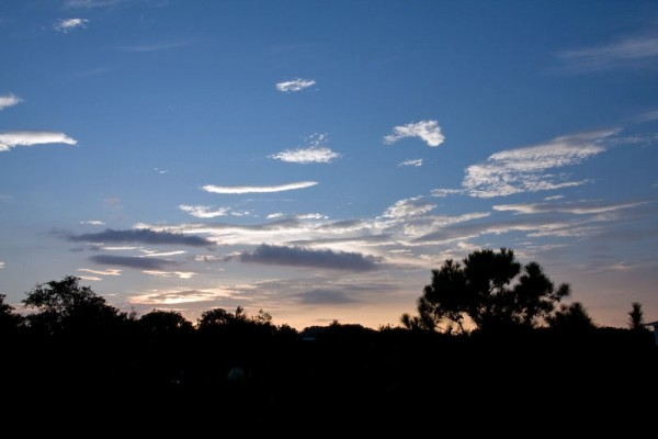 Outer Banks, dusk