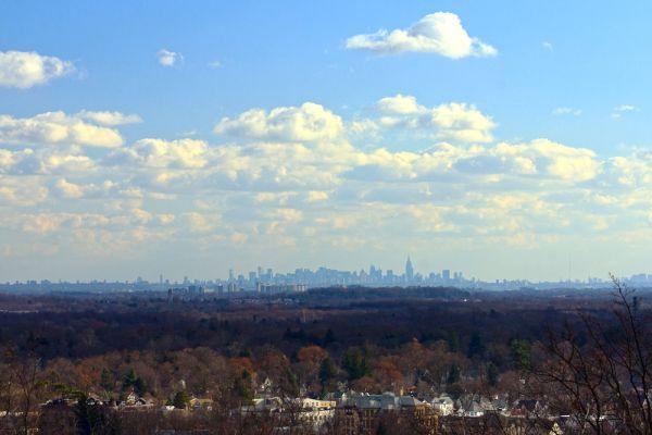 NYC and hinterland
