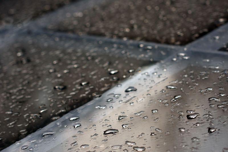 Wet plexi