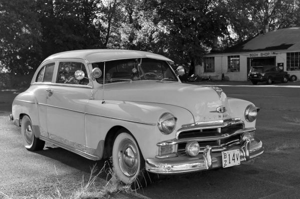 1950 Plymouth