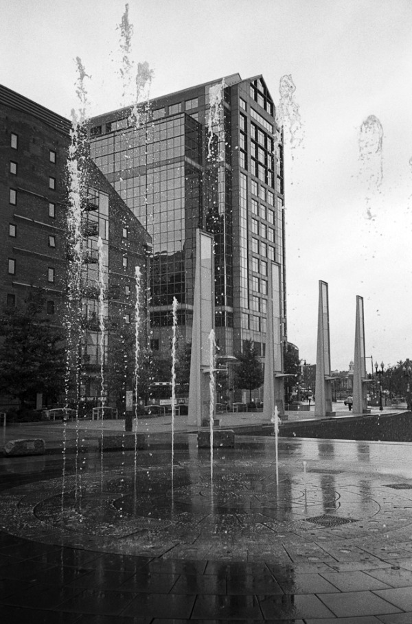 Fountain, Boston