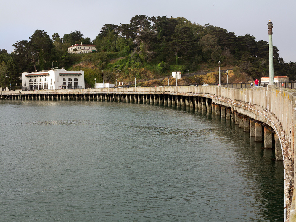 Municipal Pier, San Francisco