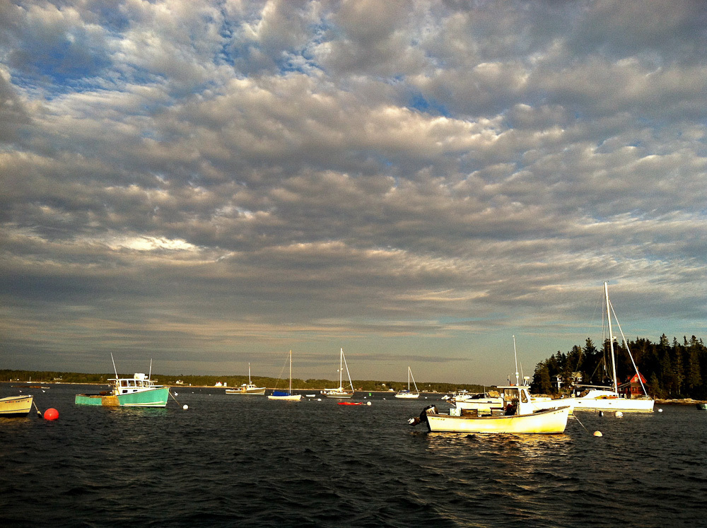 Boats, Georgetown, ME