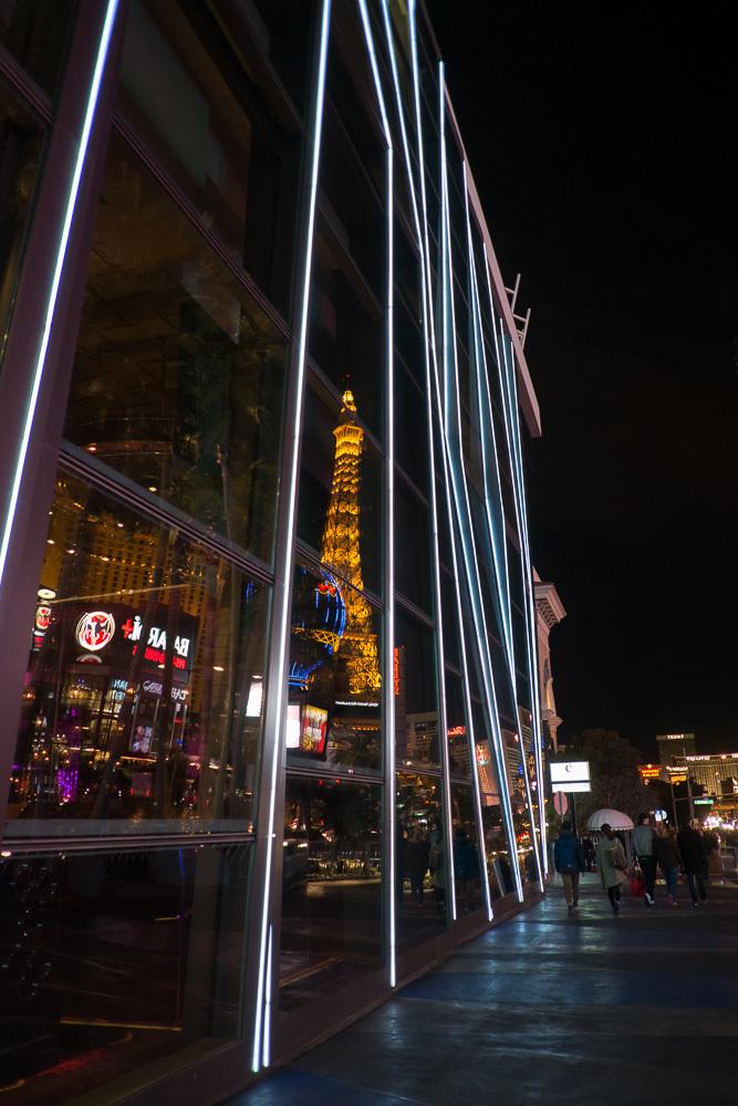 Reflection, Las Vegas Blvd.