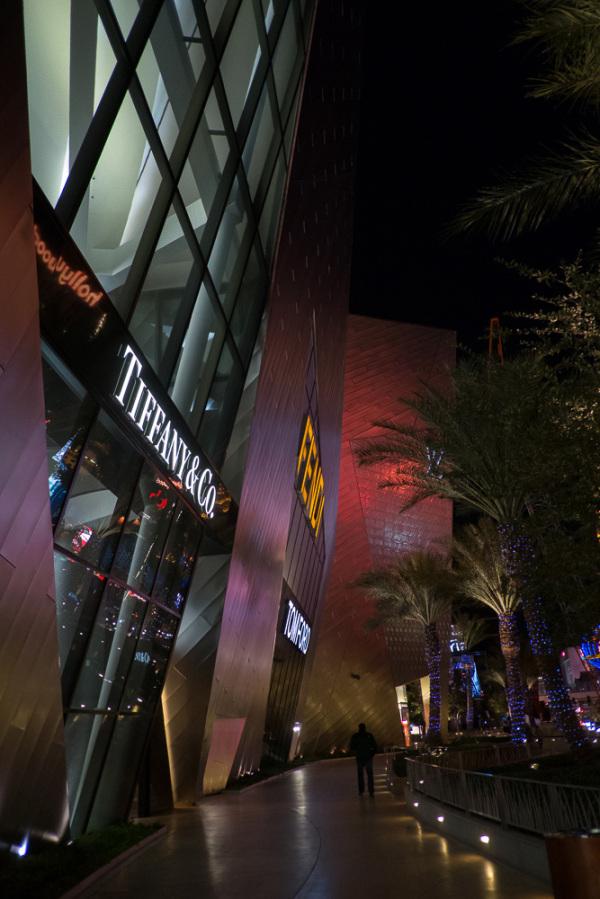 Tiffany & Co., Las Vegas