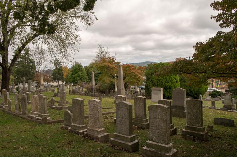 Maplewood Cemetery, Charlottesville, VA
