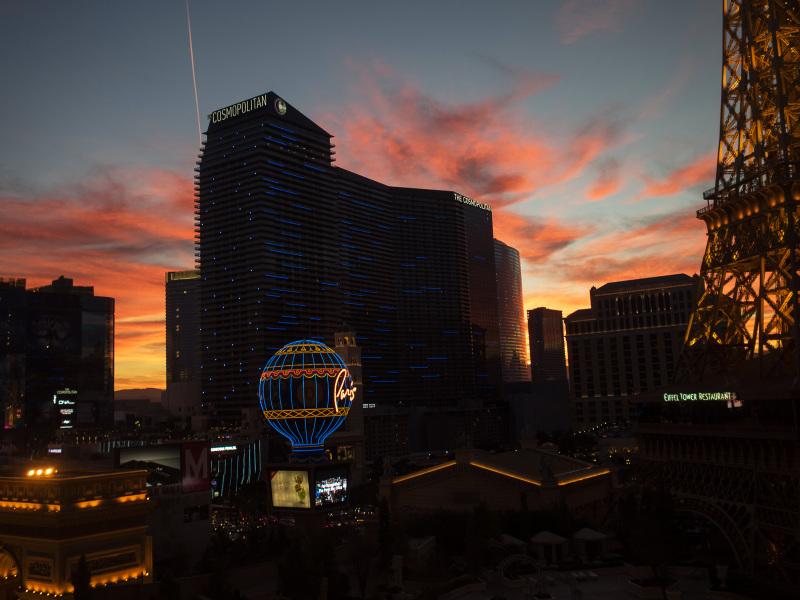 Sunset on the Strip
