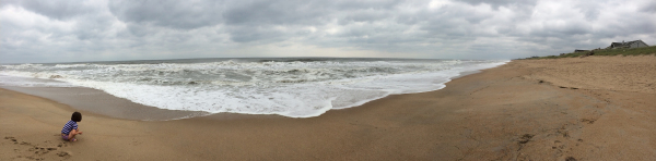 The beach to yourself