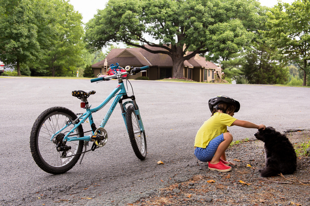 The importance of having a kickstand