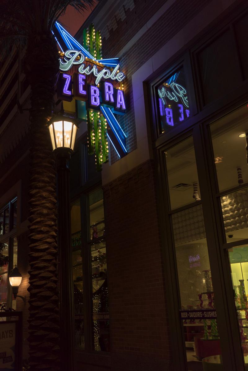 Purple Zebra, Las Vegas