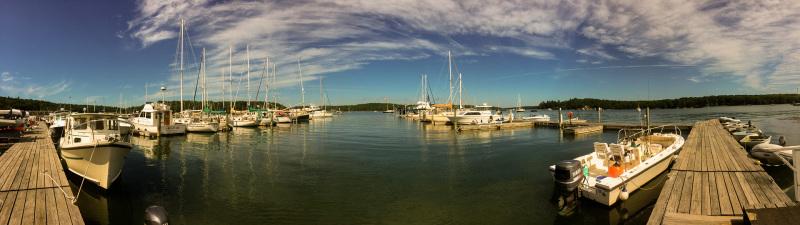 Robinhood Cove, Maine