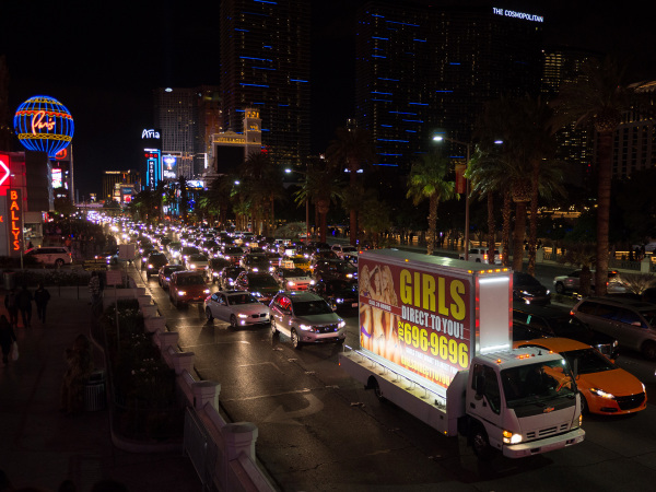 Las Vegas Boulevard, in a nutshell