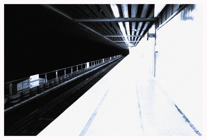 platform of waiting